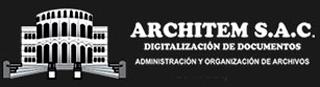Architem Digitalización de Documentos