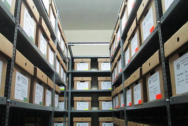 Venta e Instalación de Anaqueles y Módulos para Archivos